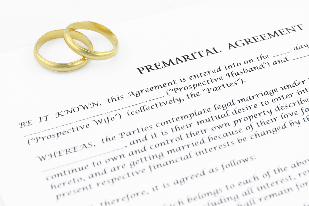 Premarital Agreements An Overview Shulman Family Law Group